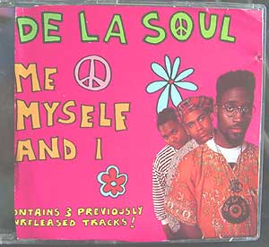 DE LA SOUL - Me Myself And I [richie Rich Remix 7.25]