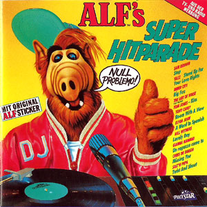 elton john / Various - A Word In Spanish / Alf's Super Hitparade