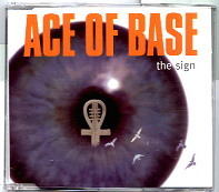 ACE OF BASE - The Sign [3 Tracks]