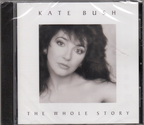 Bush, Kate - The Whole Story [coudbusting / Running Up That Hill]