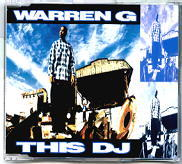 WARREN G - This Dj / Regulate [4 Tracks]