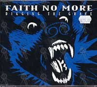 FAITH NO MORE - Digging The Grave [4 Tracks]