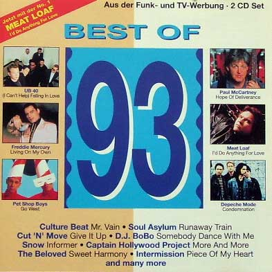 Go West / Best Of '93 - Pet Shop Boys / Various