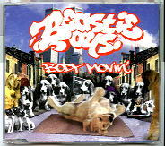 Beastie Boys Body+Movin CD:SINGLE