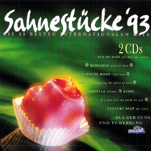 Paying The Price Of Love / Sahnestuecke '93 - Die 32 Besten Internationalen Hits - bee gees / Various