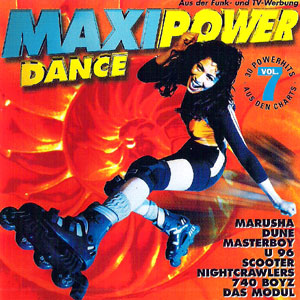 Duke / Various So+In+Love+With+You+/+Maxi+Power+Dance+Vol.7 CD