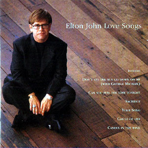 John, Elton - Love Songs [song For Guy / Nikita]