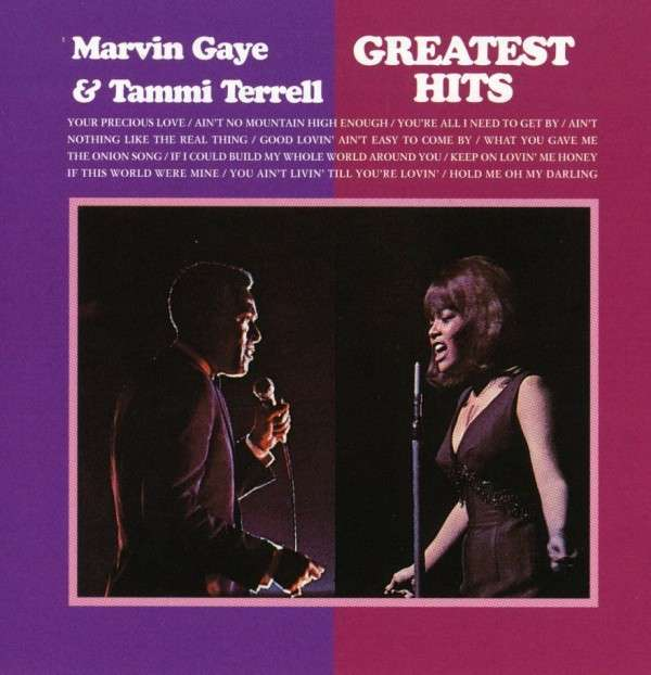 Marvin Gaye & Tami Terrell - Greatest Hits [12 Tracks]