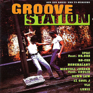 TONI BRAXTON / VARIOUS - another sad love song / Groove Station - CD