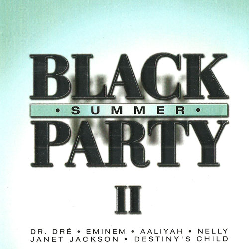 Neneh Cherry / Various - Buffalo Stance / Black Summer Party Ii