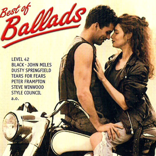 John Miles / Various The Lady Of My Life / Best Of Ballads CD