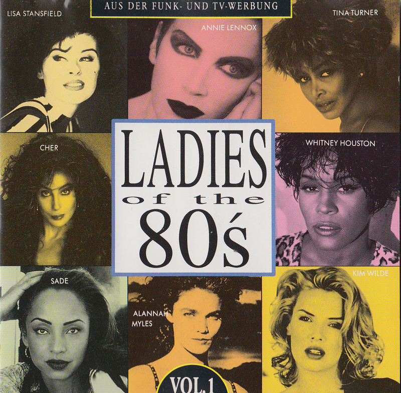 sheena easton / Various the lover in me / Ladies of the 80s Vol. 1
