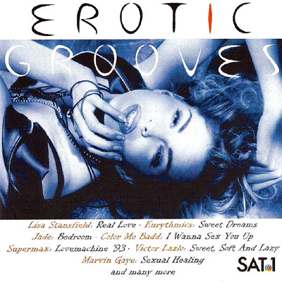 billy ocean / Various - Love Zone / Erotic Grooves