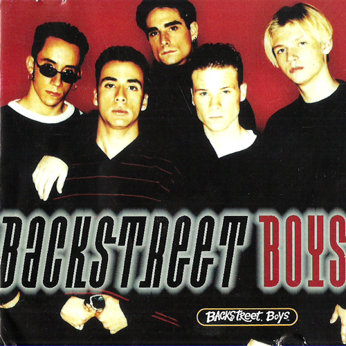 Backstreet Boys Backstreet+Boys CD
