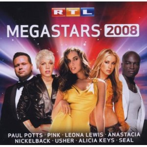Amy Winehouse / Various - Tears Dry On Their Own / Rtl Megastars 2008