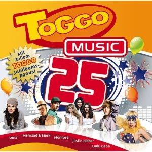JUSTIN BIEBER & LUDACRIS / VARIOUS - Baby / Toggo Music 25 - CD