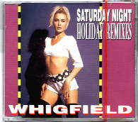 Whigfield Saturday Night CD:SINGLE