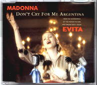 Madonna - Don't Cry For Me Argentina [miami Mix 4.31 / Spanglish Mix 4.29]
