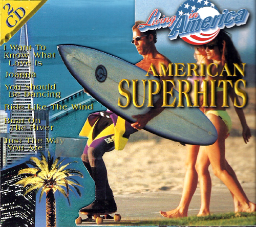 Survivor / Various - Eye Of The Tiger / American Superhits
