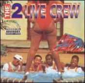 Two Live Crew Move+Somethin LP