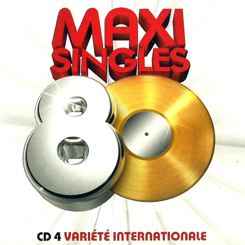 Funny Girl / Maxi Singles 80 Vol. 1 - Cd 4 - Variete Internationale - William Pitt / Various