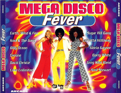 william pitt / Various - City Lights / Mega Disco Fever