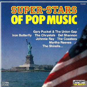 Just Walkin' In The Rain / Super-stars Of Pop Music - johnnie ray / Various