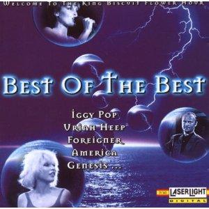 URIAH HEEP / VARIOUS - Seven Tears / Best of the Best (Live in Concert) - CD