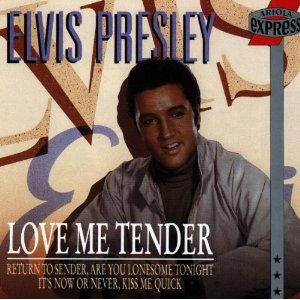 Presley, Elvis - Love Me Tender [16 Tracks]