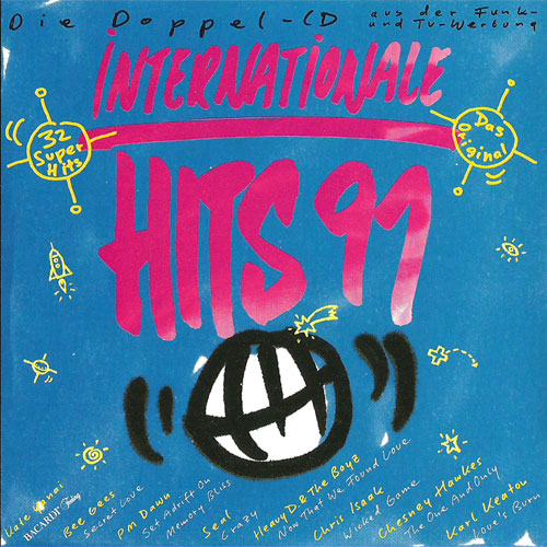 Hi-Five / Various - I Like The Game / Hits 91 - Die Internationalen Superhits