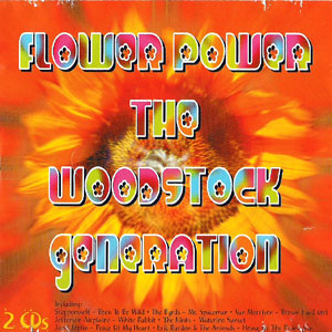 Mr Spaceman / Flower Power The Woodstock Generation - byrds / Various