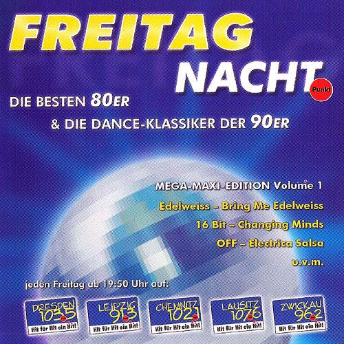 16 BIT / VARIOUS - Changing Minds / Freitag Nacht Mega Maxi Edition - CD