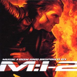 metallica / various i disappear / mission impossible 2