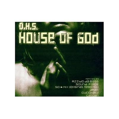 D.H.S. House Of God CD:MAXI