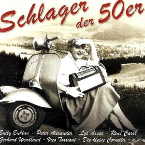 HANS-ARNO SIMON / VARIOUS - anneliese / Schlager der 50er - CD