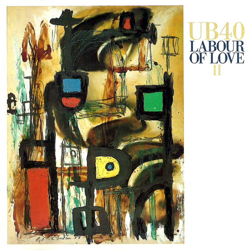 UB40 - Labour Of Love Ii [14 Tracks]