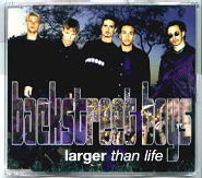 Backstreet Boys - Larger Than Life [3 Tracks]