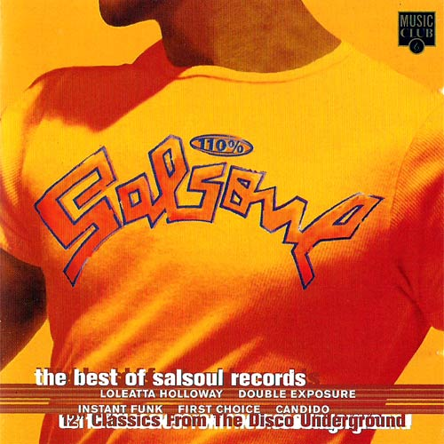 First Choice / Various - Doctor Love / 110% Salsoul - The Best Of Salsoul Records