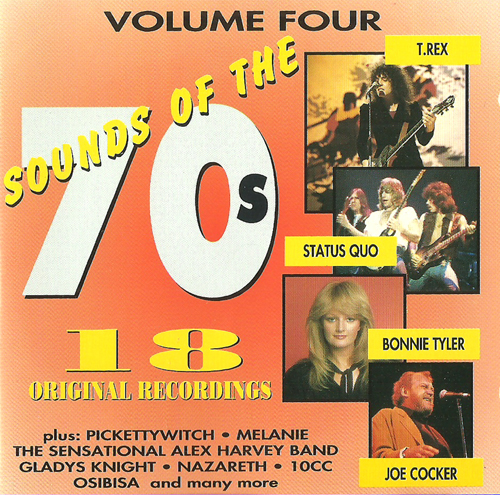 10CC / VARIOUS - Donna / Sounds of the 70's Vol. 4 - CD