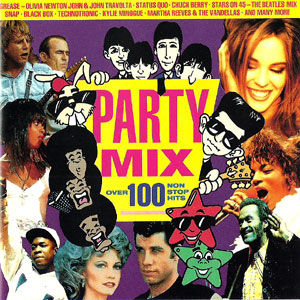 Technotronic / Various - Megamix / Party Mix
