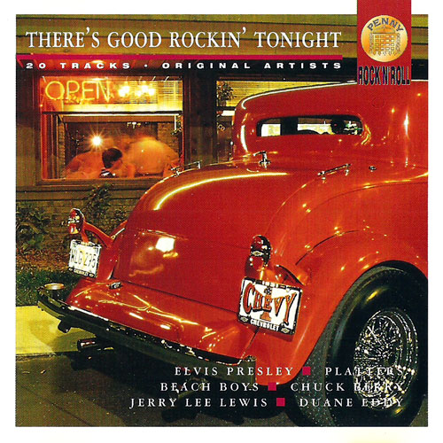brenda lee / Various - Johnny One Time / There's Good Rockin' Tonight