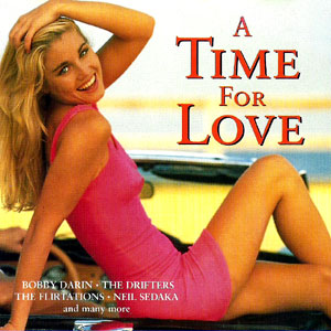 frankie avalon / Various - Just Ask Your Heart / A Time For Love