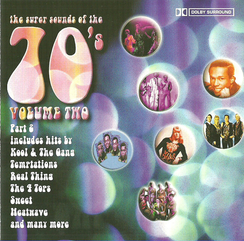 sweet / Various - Love Is Like Oxygen / Super Sound Of The 70s - Vol. 2 - Part 2