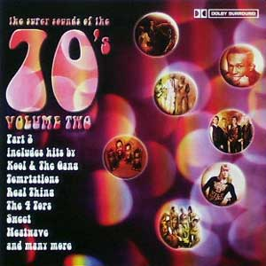 Get Ready / Super Sound Of The 70s - Vol. 2 - Part 3 - temptations / Various