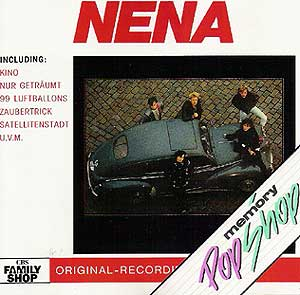 Nena Nena CD