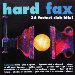 Dayeene / Various Good+Thing+/+Hard+Fax+36+Fastest+Club+Hits CD