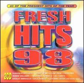 A Rose Is Still A Rose / Fresh Hits 98 - aretha franklin / Various