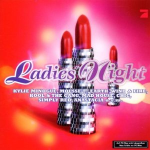 100% Pure Love / Ladies Night - Crystal Waters / Various