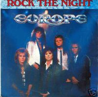 Europe - Rock The Night [4.07]