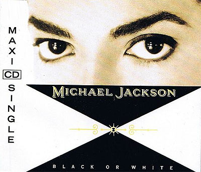 JACKSON, MICHAEL - Black Or White [edit / Instrumental Version / Smooth Criminal]